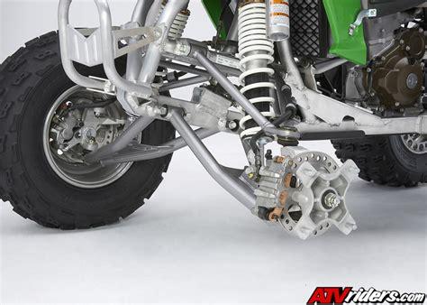 Kawasaki Kfx450r Parts by 2008 Kawasaki Kfx450r Performance Atv Features Benefits