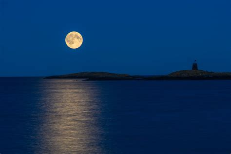 moonlight reflection  sea hd nature  wallpapers