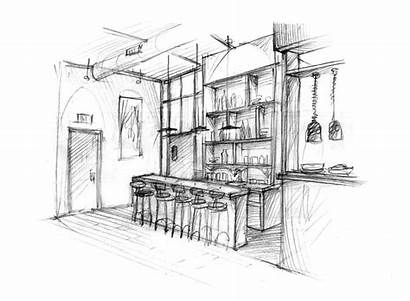 Concept Sketches Sketch Bar Restaurant