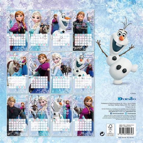 disney frozen calendars   ukpostersabposterscom