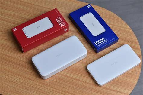 powerbank 20000mah test redmi 10000mah and 20000mah power banks power output tests