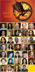 The Hunger Games-Catching Fire Dream cast by danthe93 on ...