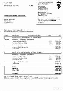 Erinnerungsschreiben Rechnung : vetstar software f r die veterin rmedizin ~ Themetempest.com Abrechnung