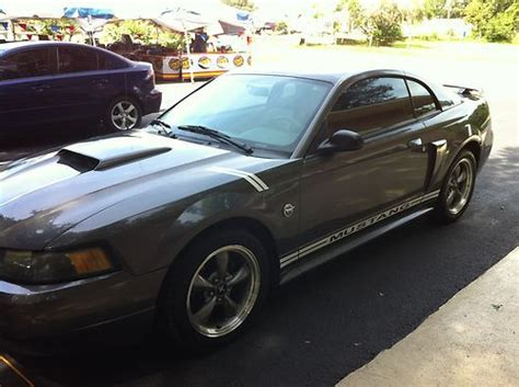 2004 ford mustang anniversary edition purchase used 2004 mustang gt 40th anniversary edition in
