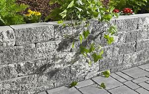Mauer Bauen Fundament : gartenmauern ben tigen ein stabiles fundament garten und landschaftsbau baustoffwissen ~ Orissabook.com Haus und Dekorationen