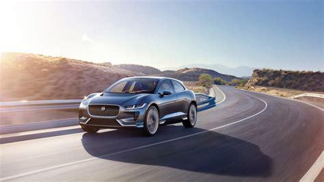 Jaguar Car : 2018 Jaguar I Pace Concept Wallpaper