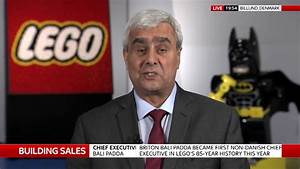 New British Lego boss speaks to Ian King Live - YouTube