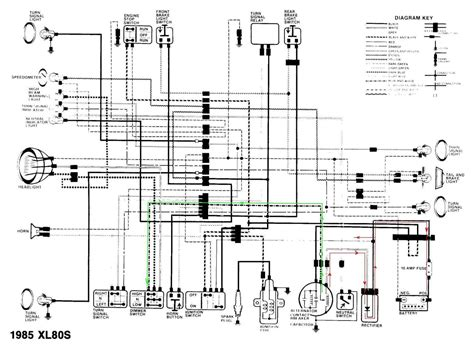 Honda Rebel Schematic by Honda 250r Wiring Diagram Wiring Diagram Database