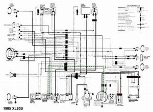 Honda Tl 125 Wiring Diagram European Type