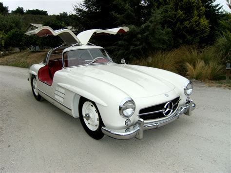 22,973 likes · 16 talking about this. SOLD - 1955 Mercedes Benz 300 SL Gullwing - Scott Grundfor Company - Classic Collectible ...