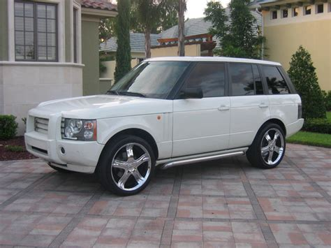 Land Rover Range Rover Modification by Chipmoney56 2003 Land Rover Range Rover Specs Photos