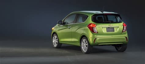 2016 Chevrolet Spark Revealed  Gm Authority