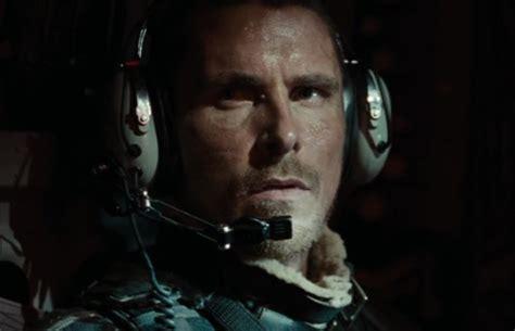 Christian Bale Reflects Terminator Salvation Manlymovie