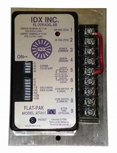 Idx 411 Flat Pack Timer