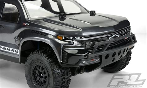 Proline 2019 Chevy Silverado Z71 Trail Boss True Scale