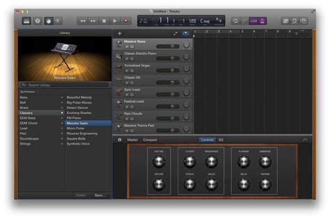 rock harder  garageband   mac cult  mac