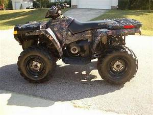 2005 Polaris Sportsman 700    800 Efi Service  U0026 Repair