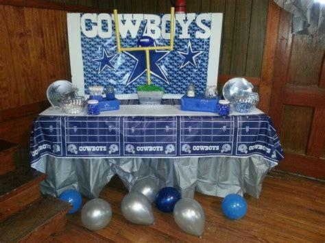 Dallas Cowboy Decorations by Pin On Dallas Cowboys