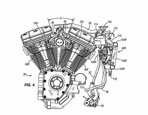 Basic Harley Davidson Twin Cam Engine Diagram
