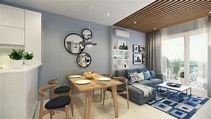 Aménagement Petit Appartement : am nagement petit espace id es d co petit appartement ~ Nature-et-papiers.com Idées de Décoration