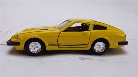 Miniature Datsun by Fairlady Miniatures Z One Zone Datsun Fr