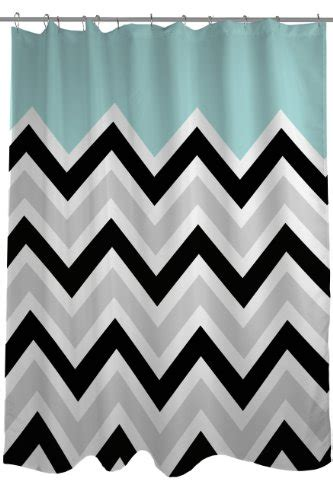 best black and white chevron shower curtain reviews