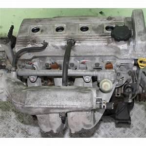 Engine  Motor Toyota Corolla 1 6i 16v 116 Ch 4afe Garanti