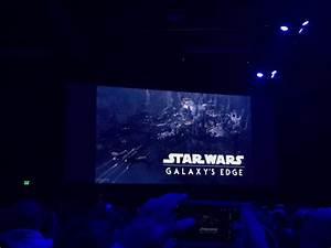 """CONFIRMED: Star Wars Land Named """"Galaxy's Edge"""", Rex Will ..."""