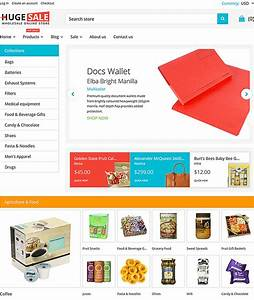 5 new templates for wholesale businesses ecommerce design With volusion templates for sale