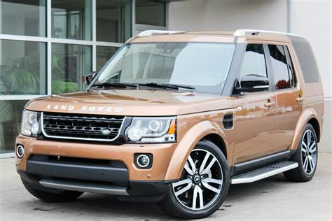 certified pre owned  land rover lr hse lux landmark