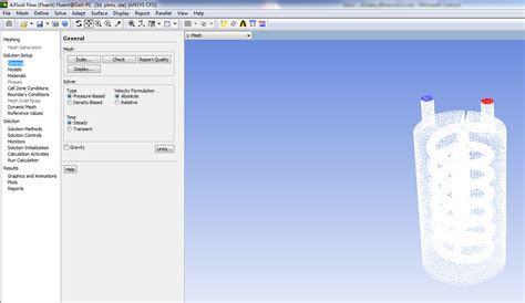 ansys fluent heat exchanger tutorial computational fluid