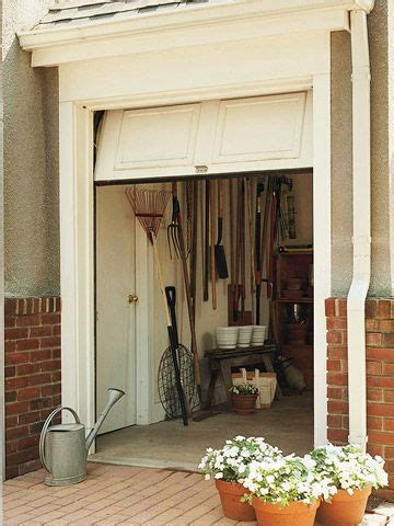revive  homes exterior small garage door garden storage shed garage door installation