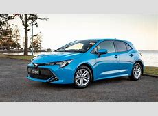 Toyota's new Corolla nets fivestar safety rating