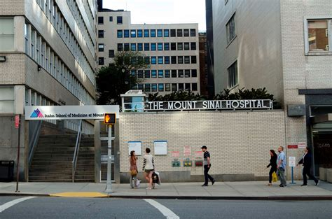 mount sinai hospital customer service  support number