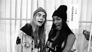 cara delevingne and jourdan dunn | Tumblr