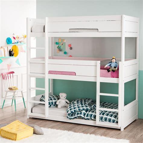 chambre 3 enfants idées de chambre pour deux et trois enfants