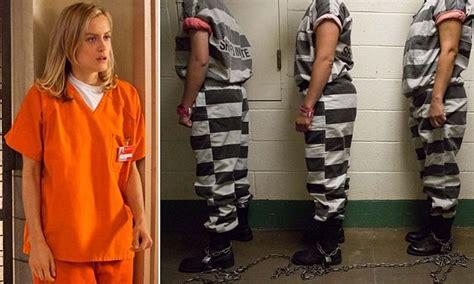 orange    black sees michigan sheriff change jail