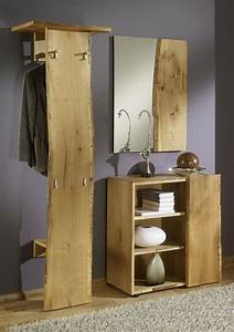 Moderne Küchen Aus Massivholz : garderobe eiche massivholz naturas ebay ~ Sanjose-hotels-ca.com Haus und Dekorationen