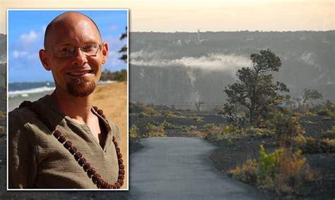 leo adonis dies  hawaii volcano  apparent suicide