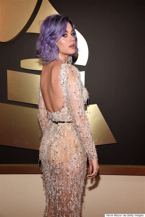 Katy Perry's Grammy 2015 Dress 'Shines Bright Like A ...