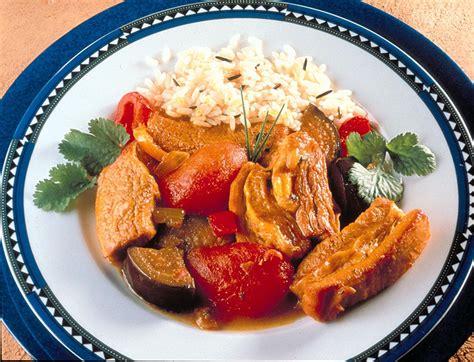 cuisiner du chevreau colombo à la créole recettes de cuisine la viande fr