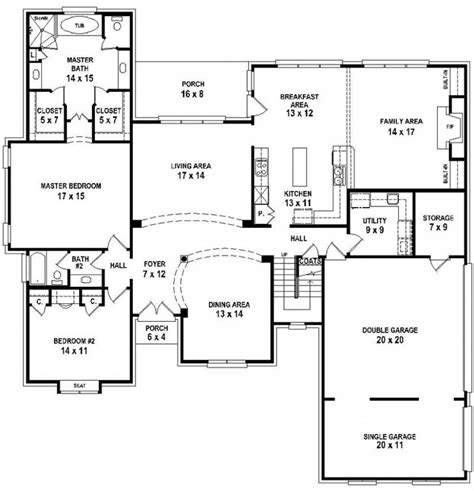 4 bedroom country house plans 654721 5 bedroom 4 5 bath country house plan