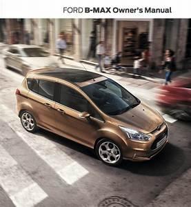 Download Ford B-max Owner U2019s Manual    Zofti