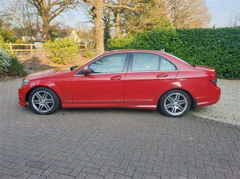 Find great deals on ebay for mercedes c350 amg. 2008 Mercedes-Benz C Class 2.1 C220 CDI Red AMG very reliable | in Wokingham, Berkshire | Gumtree