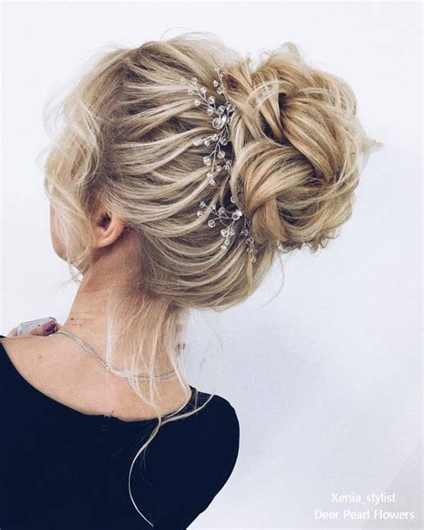30elegant Wedding Hairstyles And Updos From Xeniastylist