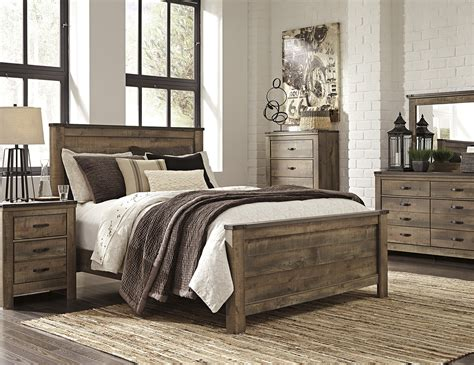King Bedroom Set by Trinell 5 Pc King Bedroom Set Steinhafels