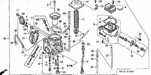 2001 Honda 350 Fourtrax Wiring Diagram