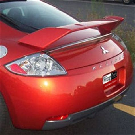 2000 Mitsubishi Eclipse Spoiler by Mitsubishi Eclipse Painted Rear Spoiler No Light 2006