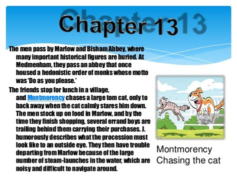 The Open Boat Chapter 7 Summary by Three In A Boat Chapter 11 15 Summary Along With