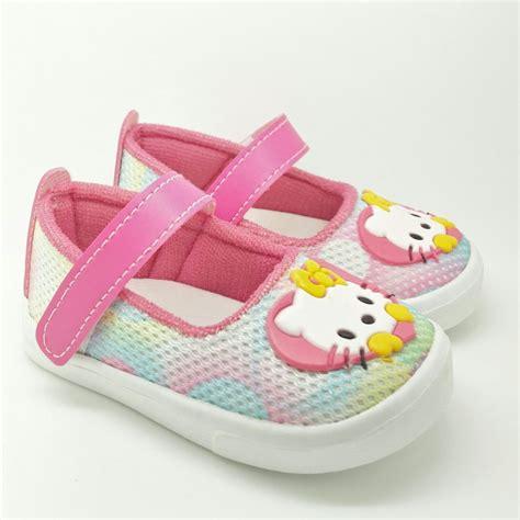 sepatu anak hello 5 warna elevenia